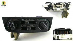 COMANDI CLIMA FIAT STRADA 1.9JTD 2002 61C