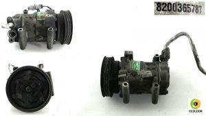 COMPRESSORE CLIMA 8200365787 NISSAN MICRA K12 1.5DC 2005 67B