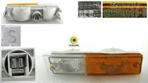 FANALE FRECCIA ANTERIORE SINISTRO LEART 1055023S FIAT RITMO I SERIE 1980 74C